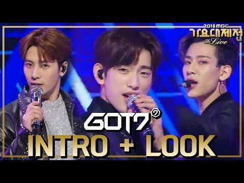 [HOT] GOT7 - Intro + Look, 갓세븐 - Intro + Look