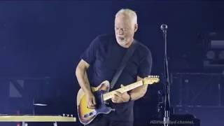 "David Gilmour  "" Live Pompeii "" 2016 (pt1)"