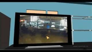 Аватар в офисе. 3D-графика в системах безопасности.(Управляй пространством. Умный 3D-офис. Бесплатное тестирование без срока давности. Свой дом или офис можно..., 2010-04-26T11:53:19.000Z)