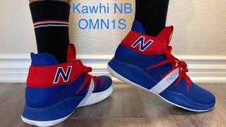 Kawhi Leonard New Balance OMN1S