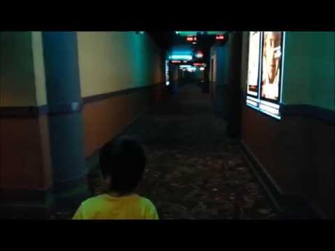 Cole going to the Disney Planes Movie at Regal 16 Cinemas Theater Dusty Ripslinger VIP chupacabra