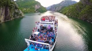 We LOVE the Sun with YOUUU, NU, JEHONË & QUITIM - June 14, 2015 - Koman lake