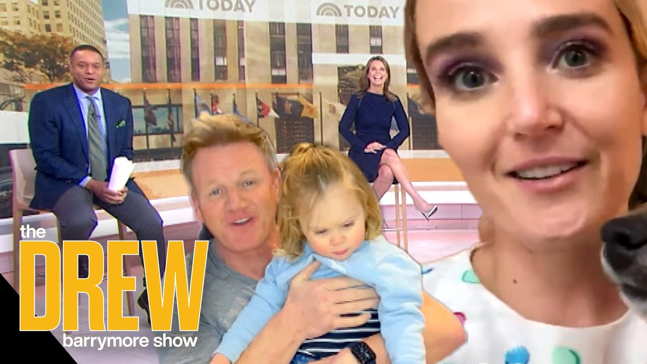 The TODAY Show Anchors Sing Drew Beautiful Rendition of Happy Birthday