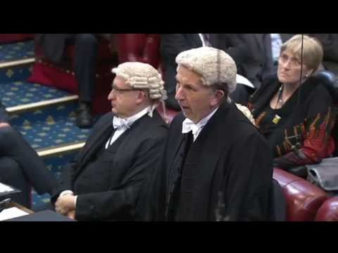 Lord Fowler elected as Lords Speaker to oversee peers   BBC News