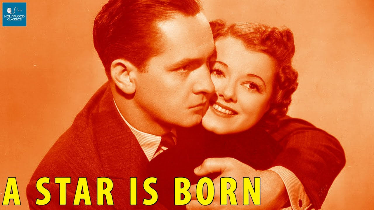 Download A Star Is Born (1937) | Full Movie | English Subs | Janet Gaynor, Fredric March, Adolphe Menjou