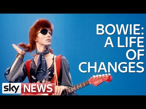 David Bowie: A Life Of Changes