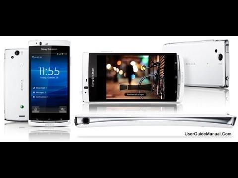 حل مشكلة اعادة التشغيل المتكرر لجوال Sony Ericsson Xperia Arc S LT18i وعمل سوفت وير جديد