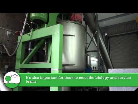 EnviTec Biogas UK - Company Presentation