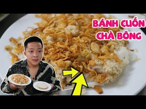 Bánh cuốn chà bông món ngon nên thử khi đến Đà Nẵng 360 ĐỘ NGON