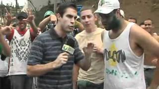 BRUNO BERNARDI - TORCEDORES NO DERBY E BENJAMIN BACK