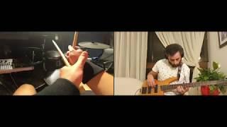 Pearl Jam - Corduroy (Bass n Drum Cover)