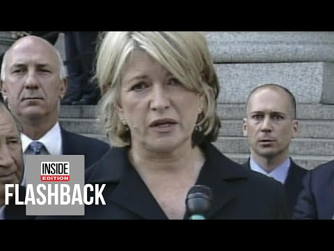 Martha Stewart Reacts to Prison Sentence: 'I'm Not Afraid'