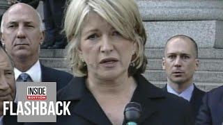 Martha Stewart Reacts to Prison Sentence: 'I'm Not Afraid'