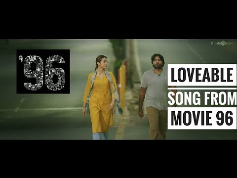 Kadhale kadhale - song from '96 vijaysethupathi new movie