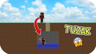BEBEK FAKİR TUZAĞA DÜŞTÜ! 😱 - Minecraft