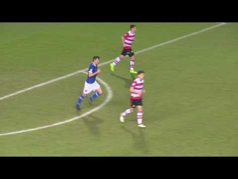 United 2 - 1 Doncaster - match highlights