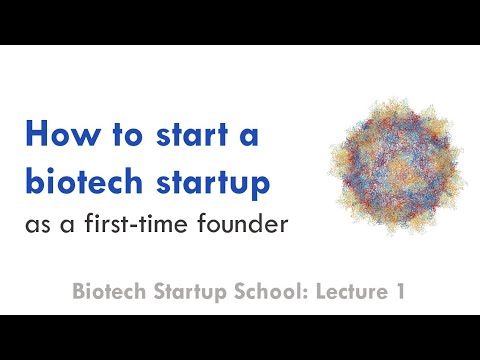 How to start a biotech startup: 5 young VC-backed founders share their stories