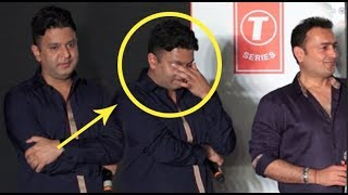 T-Series Owner Bhushan Kumar Gets Emotional After Remembering Gulshan Kumar !
