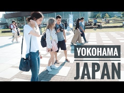 JAPAN VLOG: NEW FRIENDS & NEW ADVENTURES IN YOKOHAMA!