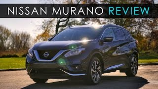 Review | 2015 Nissan Murano | Modern Comfort