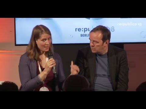 re:publica 2018 – The end for freedom of thought? On the commercial use of big brain data