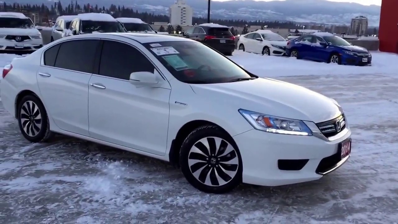 2014 honda accord hybrid touring harmony honda white for 2014 honda accord white