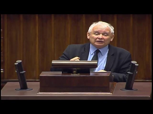 Kaczyński Nie Wytrzymał - Oskarżył Opozycję o Zamordowanie Lecha Kaczyńskiego