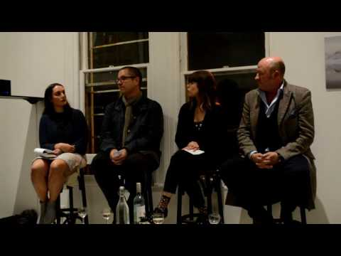 Seventh Emerging Artist Panel Discussion 2016