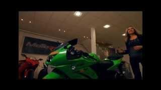 Мотоцикл для новичка - Kawasaki Ninja 250R тест-драйв
