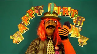 Funny Happy Birthday SIMON. SYMON song
