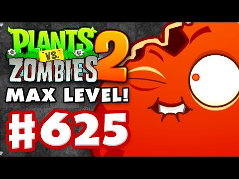 Explode-O-Nut MAX LEVEL! - Plants vs. Zombies 2 - Gameplay Walkthrough Part 625