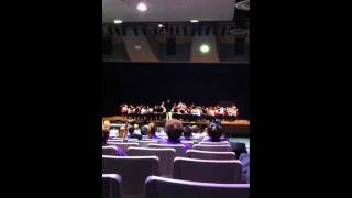 Somerville Middle School Symphonic Band