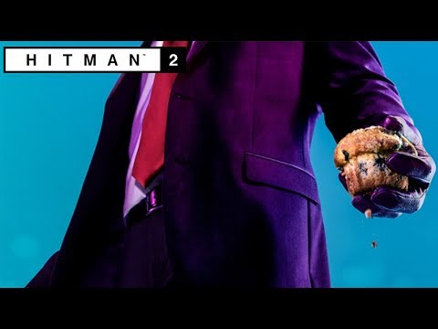 The World's Most Deadly Muffin Assassin - Hitman 2 PC Gameplay E2