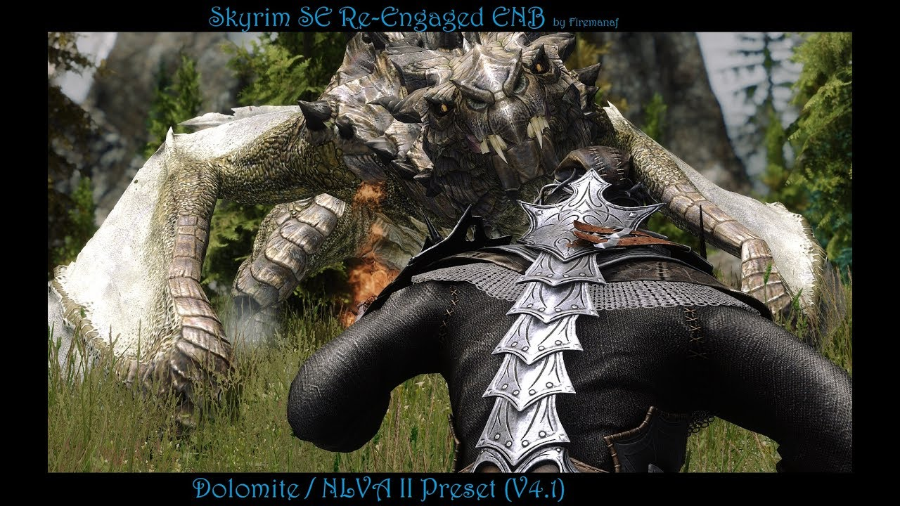 Skyrim Graphics Insanity - Top Mods To Make it Look Next-gen