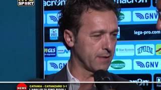 Lega Pro girone C/ Catania-Catanzaro 3-1 L'analisi di Pino Rigoli RTC TELECALABRIA