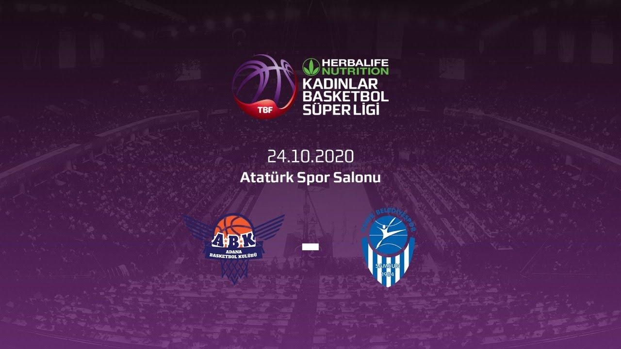 Büyükşehir Belediyesi Adana Basketbol – Samsun Canik Herbalife Nutrition KBSL 6.Hafta