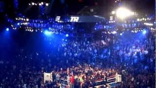 manny pacquiao gets knocked out in the 6th