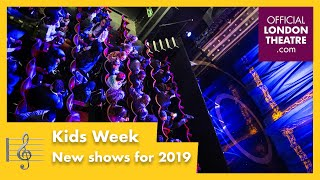 New shows in Kids Week 2019