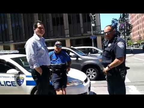 1st Amendment Audit - Monroe County Jail & Tyrant Sheriff - With Bulletsponge Bob - Rochester NY