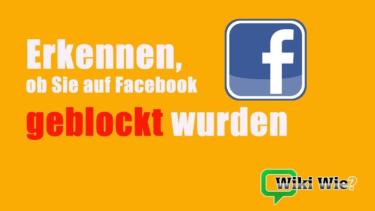 Facebook Geblockt