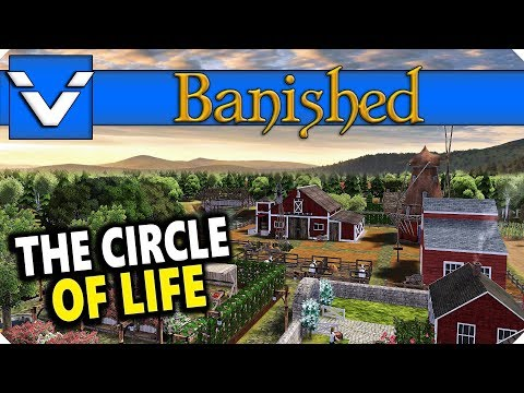 Let's Design: Banished | The Circle of Life | Gameplay / Let's Play | Part 7