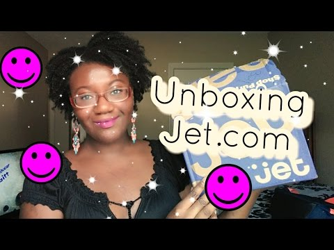 Fresh Groceries Delivered To You! Jet.com Unboxing & Review | PrincessLexiseLicious