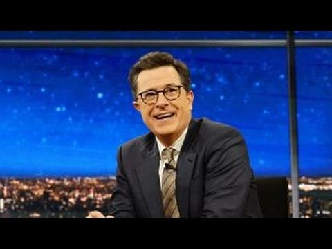 FCC won't punish Colbert for Trump joke