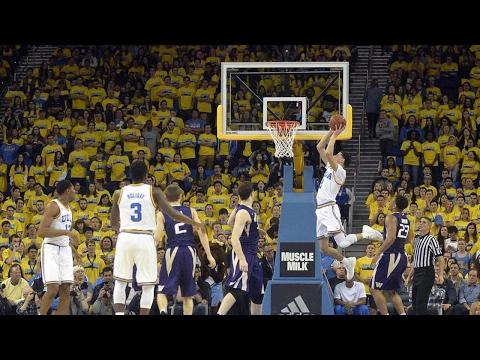 Highlights: UCLA M. Basketball vs. Washington