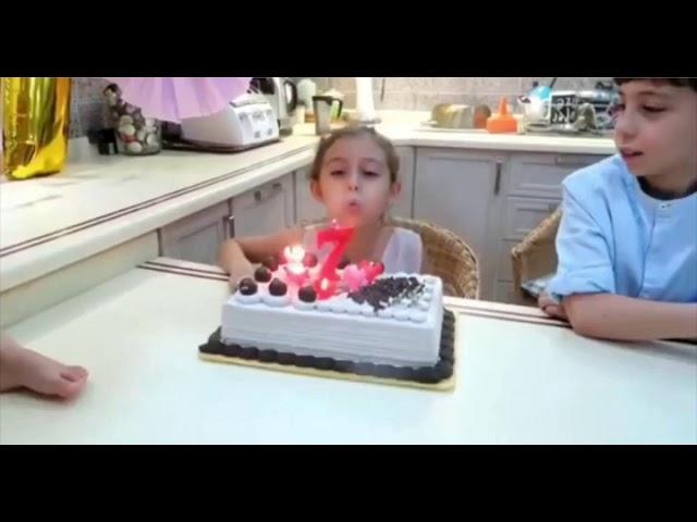 مونتاج عيد ميلاد إيمان مشيع Youtube