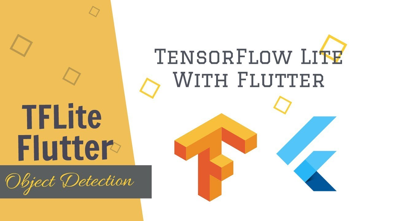 Flutter + TensorFlow Lite | Object Detection | YoloV2 | SSD Tutorial
