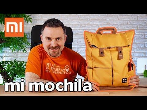 🎒Mochila UREVO 13L - Qué Tengo En Mi Mochila | MasQteclas