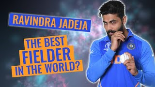 Ravindra Jadeja: The best fielder in the world?