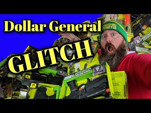 RUN! 90% Off Toys Glitch At Dollar General | Hidden Toy Clearance | DGGO! App