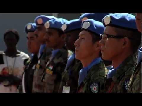 International Peacekeepers Day South Sudan